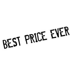 Best Price Ever rubber stamp vector