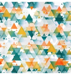 Abstract template Background with triangle vector image