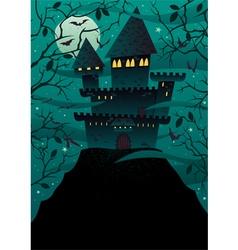 Spooky Castles 2 vector
