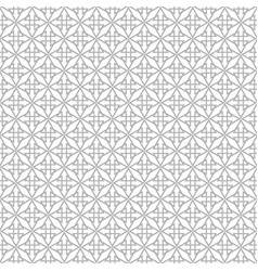 Tile grey and white pattern for seamless wallpaper vector