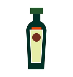 A bottle vector