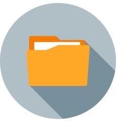 File in Folder vector