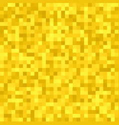 Abstract pixel square tiled mosaic background - vector