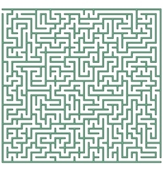 Labyrinth Kids Maze vector image