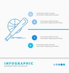 Baseball basket ball game fun infographics vector
