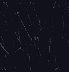 black marble texture seamless pattern vector image