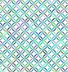 Colorful curved pattern background design vector