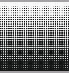 dot halftone effect vector image