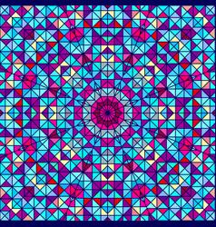 abstract colorful digital decorative backdrop vector image