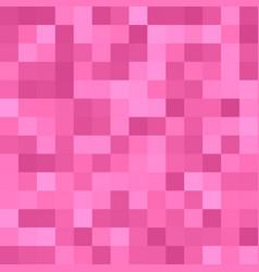 pixel square mosaic background - geometric vector image