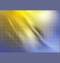 blue yellow smooth gradient abstract background vector image
