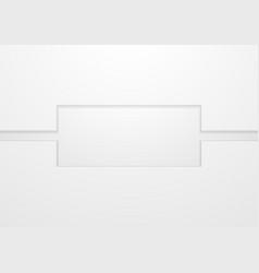 Light grey tech geometric minimal abstract vector