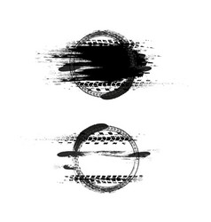 Grunge stamp image vector