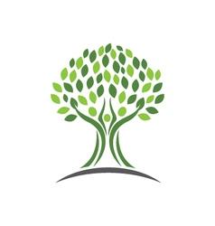Love family care protection symbol icon logo desig vector