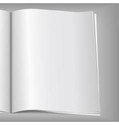 Magazine vector image vector image