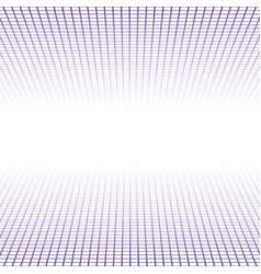 Banner made purple grids and light vector