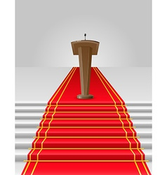 Red carpet 03 vector