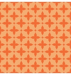 Flower abstract seamless pattern 5 vector image vector image