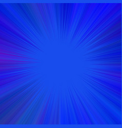 blue psychedelic abstract blast concept vector image