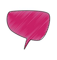 Comic speech bubble vector