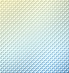 Color textured cube background vector