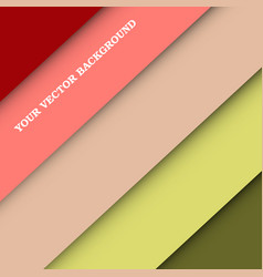 material design wallpaper background flat vector image
