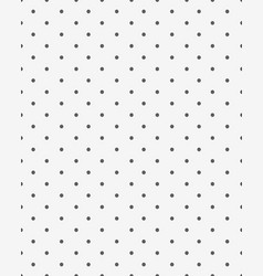 Seamless background with dots vector