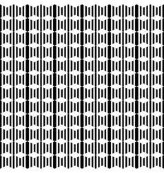 Seamless striped texture vector image