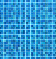 swimming pool ceramic background vector image