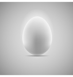 Egg Realistic vector