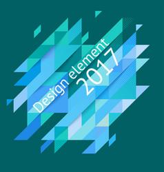 minimalistic design creativediagonal background vector image