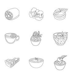 Pictures about vegetarianism vegetarian dishes vector