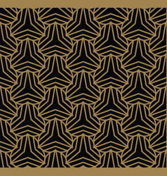 seamless geometric pattern triangle geometric vector image