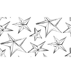 ramadan kareem greeting seamless pattern vector image