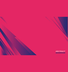 abstract pink and blue background vector image