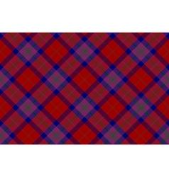 Pride of scotland autumn tartan seamless diagonal vector