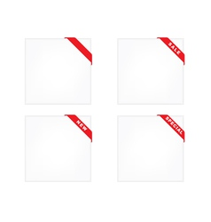 photo holders vector image vector image