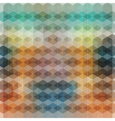 Bright abstract background polygons vector