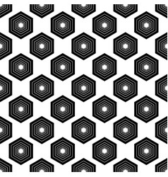 seamless wallpaper pattern modern stylish vector image