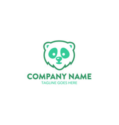 Bear logo-20 vector
