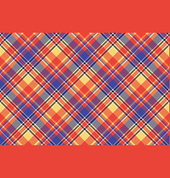 modern abstract madras plaid seamless pattern vector image