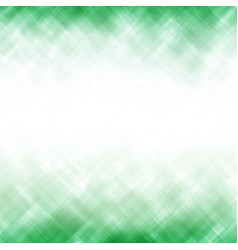 abstract green background square mosaic pattern vector image vector image