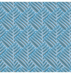 seamless texture with abstract leaves vector image vector image