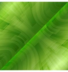 background green stripes wave diagonal vector image vector image