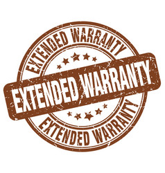 Extended warranty vector