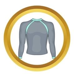 Pullover icon vector image