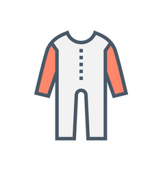 Safety cloth icon vector