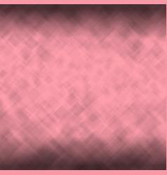 abstract pink square mosaic pattern vector image vector image