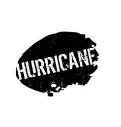 Hurricane rubber stamp vector