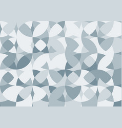 Modern abstract background in polygon shape vector